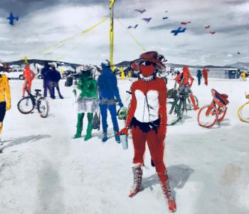 Выставка Сардора Эркинова «Ты – это я»