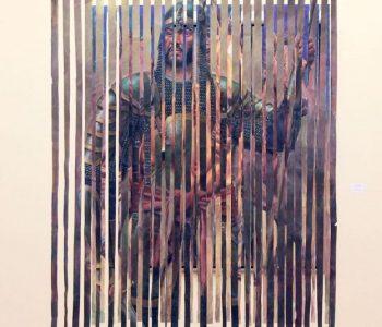 Выставка Алишера Аликулова «Эхо веков» в Ташкенте
