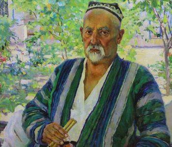 Выставка «Антология узбекского портрета: XX век» в Ташкенте