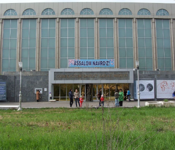 Выставка «Антология узбекского портрета: XX век»