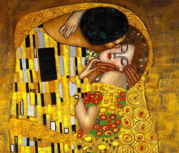 Выставка «Вечера Густава Климта»