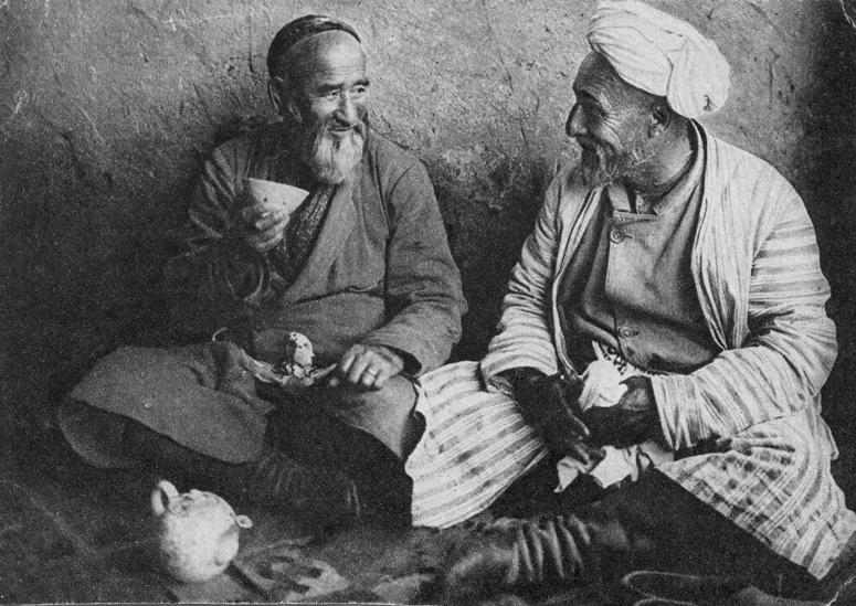 Коллекционные открытки. Туркестан и Бухарский эмират