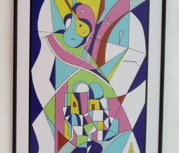 Выставка Альберта Гафтановича Ахмедшина прошла в Академии Художеств Узбекистана
